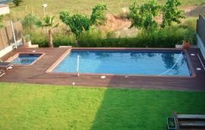 Construcción de piscina en Tárrega