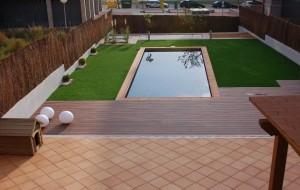 Construcción piscinas Ametlla del Vallès