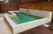 Construcción piscinas Argentona