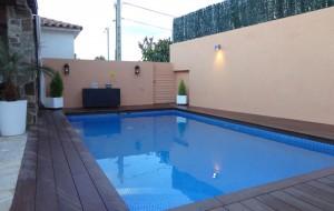 Construcción piscinas Olesa de Montserrat